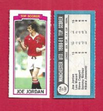 Manchester United Joe Jordan 154 (TS)
